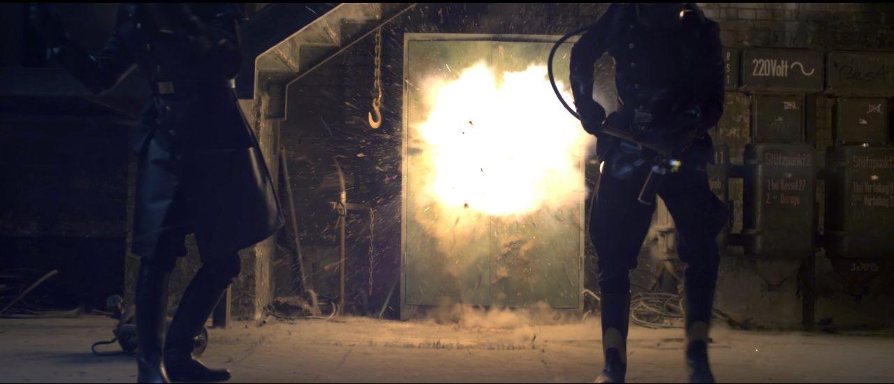HEXPRO Movie, MG Action, Explosion, SFX, STuntperformer, Film Effekte